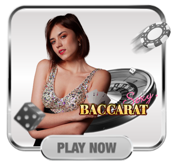 Sexy baccarat game display