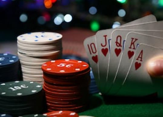 Poker Card Gambling Games