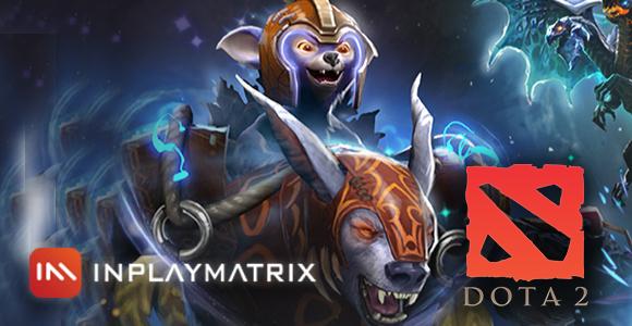 Inplay Matrix Online Casino Banner